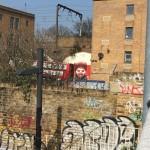 ロンドン落書き(見て回る)ツアー in Camden Town
