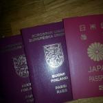 フィンランドの国籍?日本の国籍?