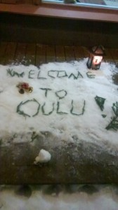 oulu welcome