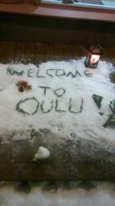 oulu welcome